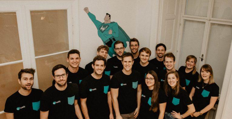 Wiener Hr-Startup hokify: Bilanz 2018