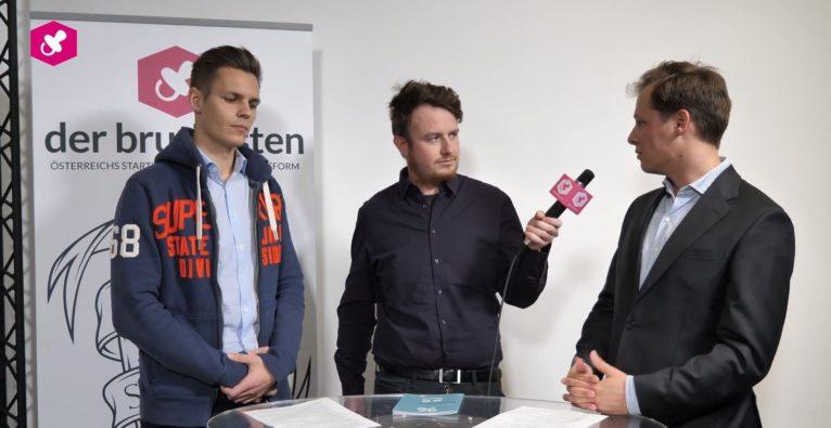 Bernhard Ungerböck und Paul Koppenwallner erklären Wandeldarlehen