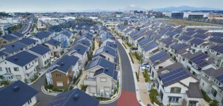 Smartes Wohnen: Panasonics Superstadt um 500 Millionen Euro