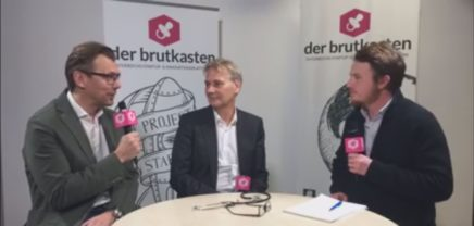 Thomas Binder & Klaus Müller von 123sonography im Interview