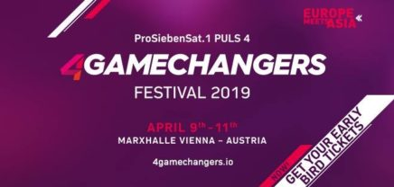 4GAMECHANGERS FESTIVAL 2019
