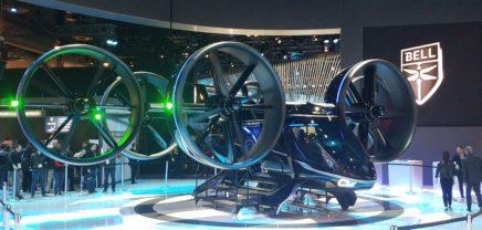 Flugauto auf Knopfdruck? Die Mobility-Highlights auf der CES 2019