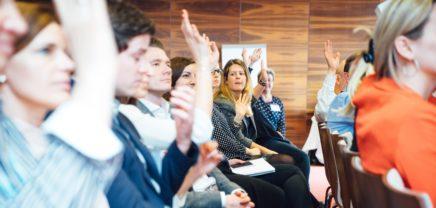 Future of Marketing 2019: Austausch unter Profis