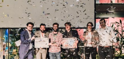 Zapiens und Orderlion gewinnen weXelerate Pitch Night