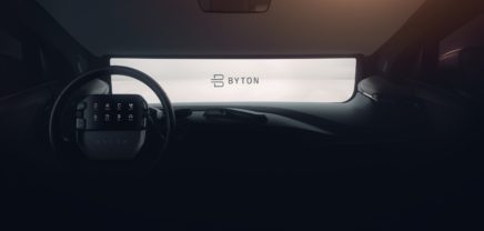 Byton: Serienproduktion von Elektro-SUV soll Ende 2019 starten