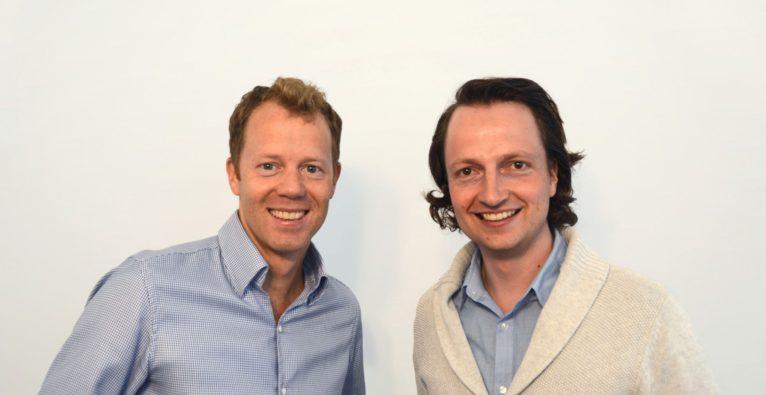 CheckYeti: Die Co-Founder Georg Reich und Stefan Pinggera