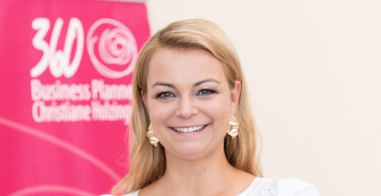 Junge Wirtschaft: Christiane Holzinger