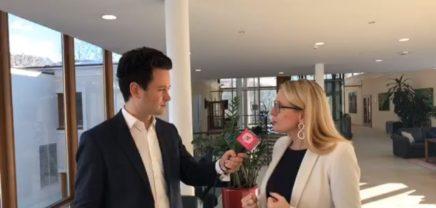 Digital Austria: Margarete Schramböck im Interview