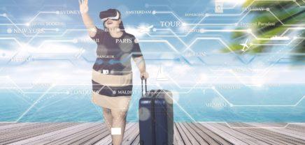 Mit dem Phone auf Urlaub: VR und AR erobern das Reisen