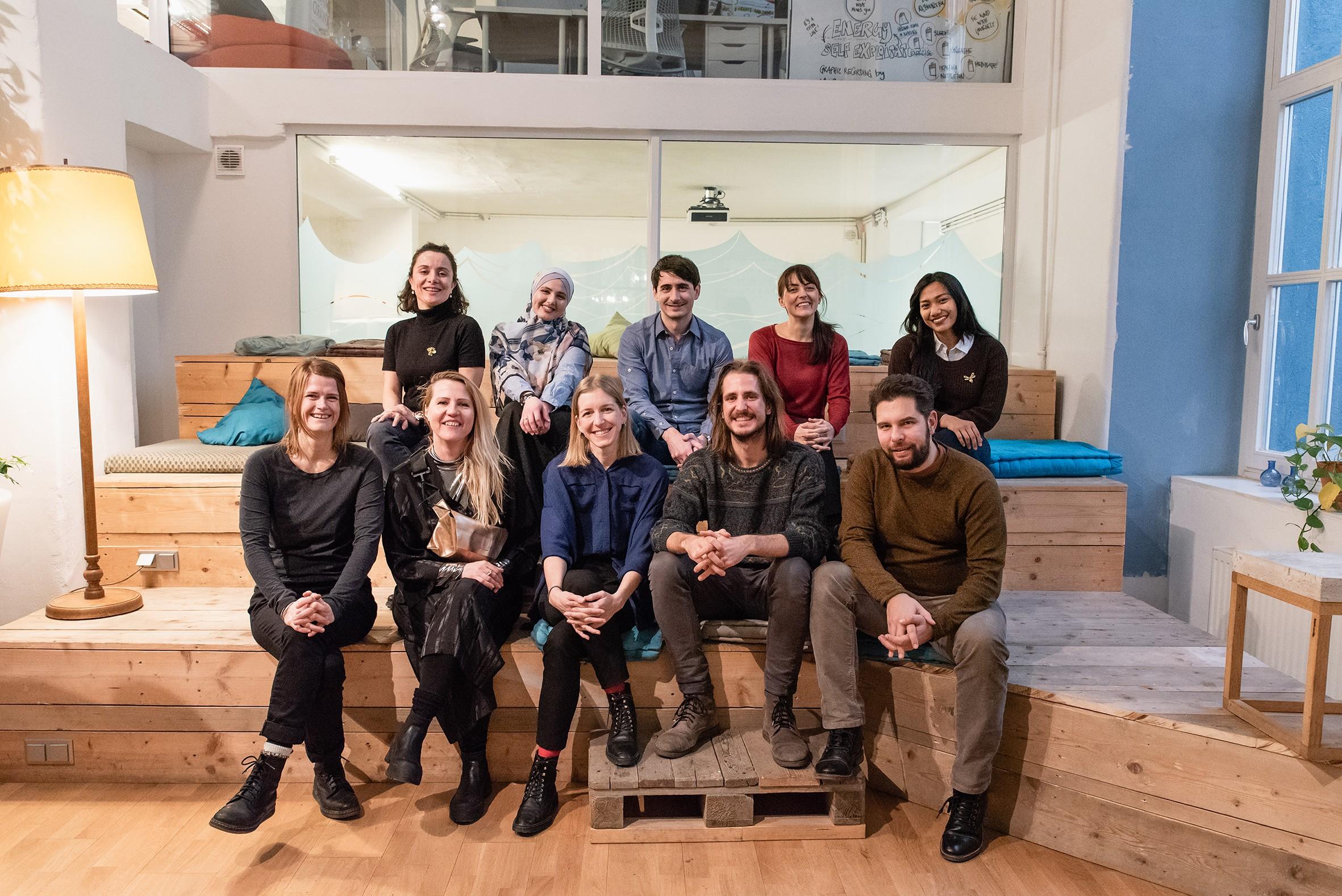 Die Finalisten-Startups von found! 2019 von Deloitte und Impact Hub