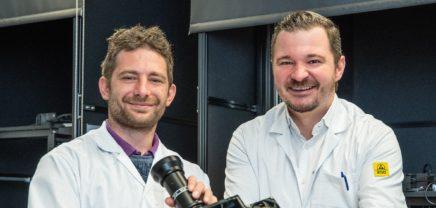 """In-Vision gewinnt mit """"Light Engine"""" für 3D-Druck NÖ-Innovationspreis"""