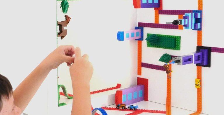 Nimuno. Lego, Lego Tape, Nimuno Loops