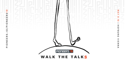 Pioneers'19 – Walk the Talks