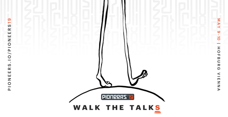 Pioneers - Walk the Talks