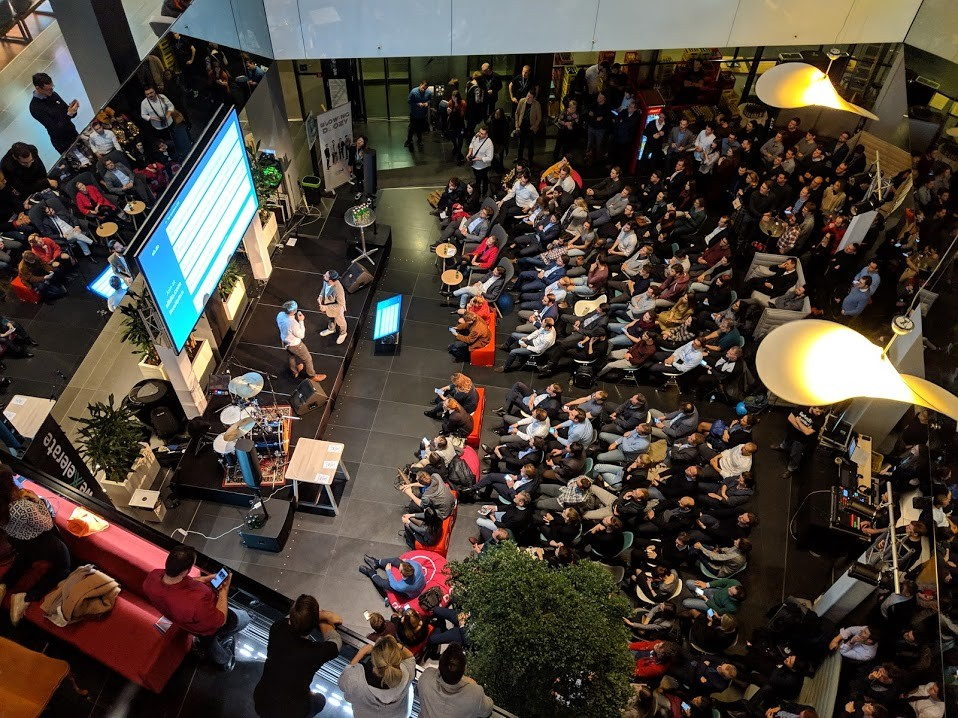 weXelerate Pitch Night