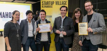 Schallschutz mit Schafwolle: Innsbrucker Startup gewinnt Klimahouse Startup Award 2019