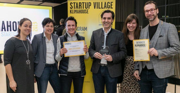 Klimahouse Startup Award