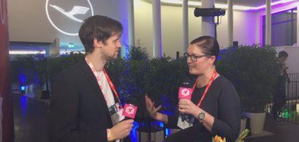 Anita Zielina von der CUNY Universität im Interview