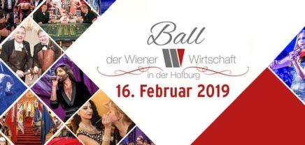Ball der Wiener Wirtschaft 2019