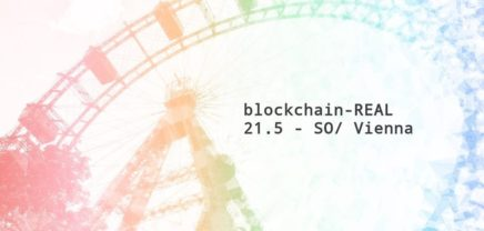 blockchain-REAL und FIBREE world summit