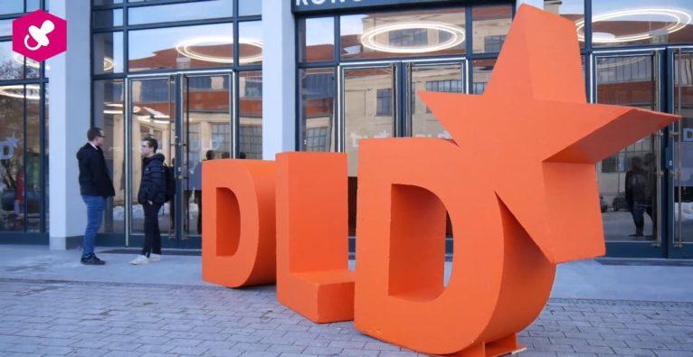 der brutkasten bei der DLD Conference 2019