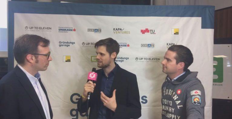 Philip Hofmacher im Interview mit Bernhard Weber und Matthias Ruhri