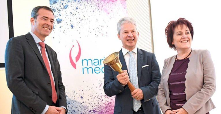 Marinomed IPO - INiTS-Alumnus an der Wiener Börse