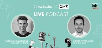Live OMR Podcast in Wien