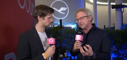 DLD Conference 2019: Interview with Accenture CTO Paul Daugherty