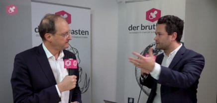 Interview mit Alexander Herzog, Generalsekretär von Pharmig