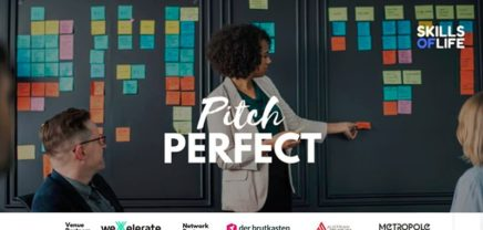 Vienna Pitch Training: February