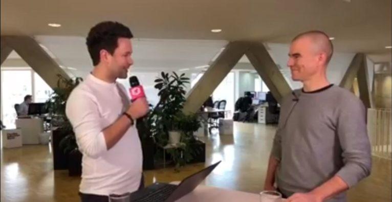 Dejan Jovicevic im Interview mit Ralph Harreiter, CEO von Parkside