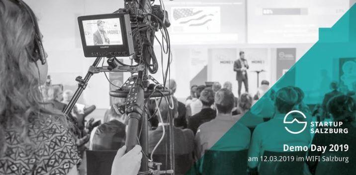 Startup Salzburg Demo Day 2019