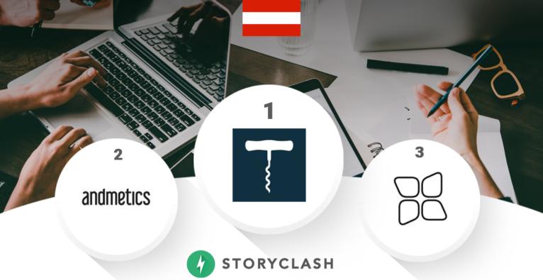 Gemeinsam mit Storyclash präsentieren wir euch das Social Media Ranking österreichischer Startups für den Monat Dezember.