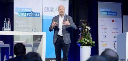 """German CRM Forum: """"Be Your Customers's Hero!"""""""