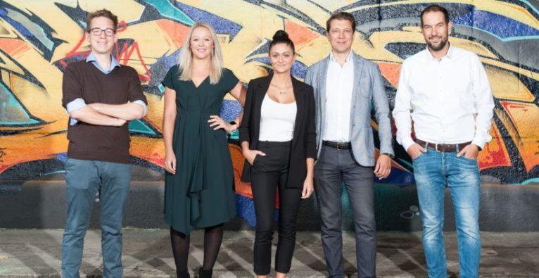 Das Kernteam der Digitalisierungsagentur DIA