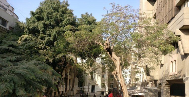 Der Greek Campus in Kairo