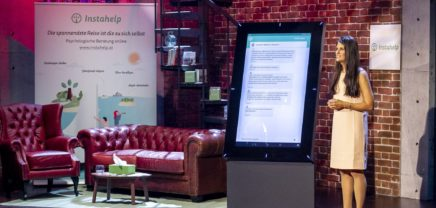 """""""2 Minuten 2 Millionen"""": Nervosität, Liebesspalte und Millionen für HealthTech-Startup"""