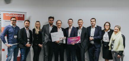 Oberösterreichisches Startup Dagopt gewinnt weXelerate Startup Award