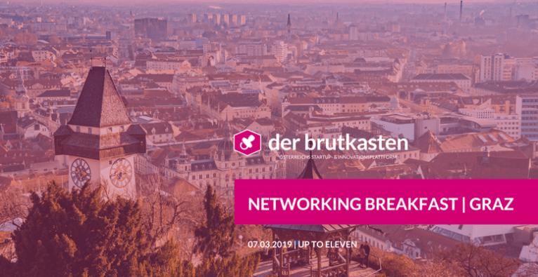 Networking Breakfast Graz