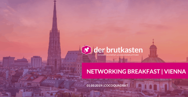 Networking Breakfast Vienna