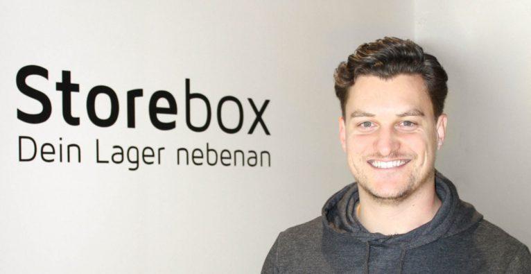 Storebox: Der neue CPO Dominik Neuwirth