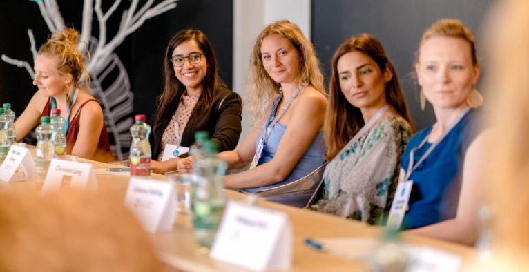 (c) the female factor: Was weibliche Fachkräfte wollen