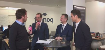 Blockchain-Startups und Banken: Interview über den Werdegang von Finnoq