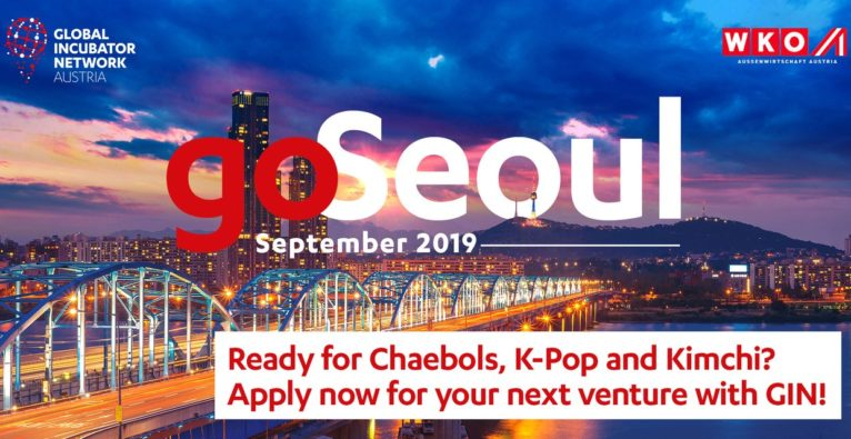 CALL: Go Seoul 2019 powered by GIN