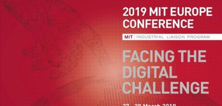 MIT Europe Conference 2019 – Facing the Digital Challenge