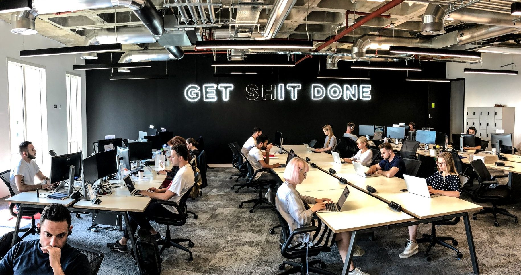 Revolut: Das Office in London