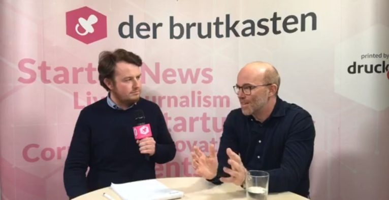 Oliver Holle im Interview