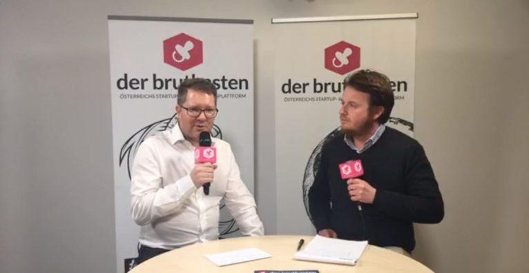 Dominik Perlaki in interview with Christoph Drescher