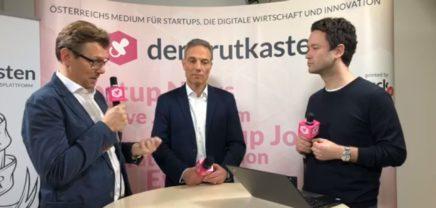 123sonography CEO Klaus Müller & Investor Michael Krammer im Interview